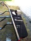 Installing side steps