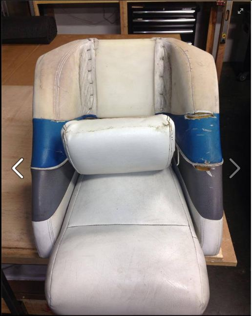 Upholstery Update (1/6)