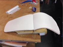 Seat base ready to be installed
