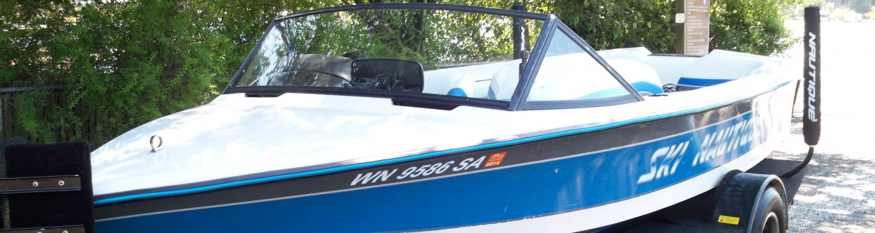 Kevin's boat blog